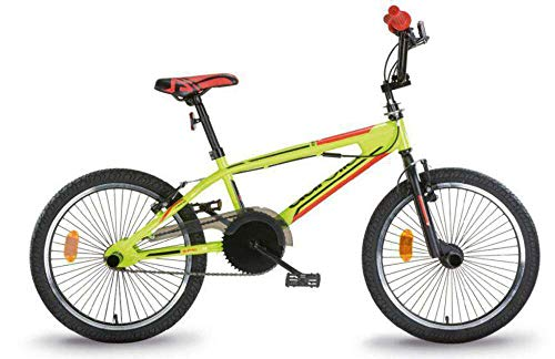 Dino Bikes Bicicletta Freestyle 20 Pollici Fluo