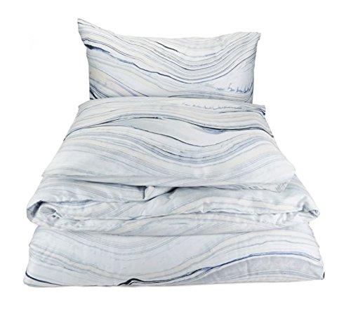 Calvin Klein Home Quartz Comforter Set, King, Fog, 3 Piece