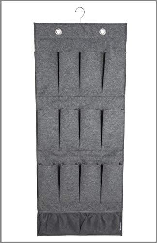 Bigso Box of Sweden Organizador Colgante, Gris, estándar