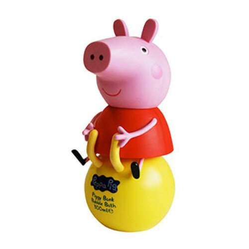 BagnoSchiuma + Salvadanaio Peppa Pig - BagnoSchiuma 300 ml + Salvadanaio 25 cm