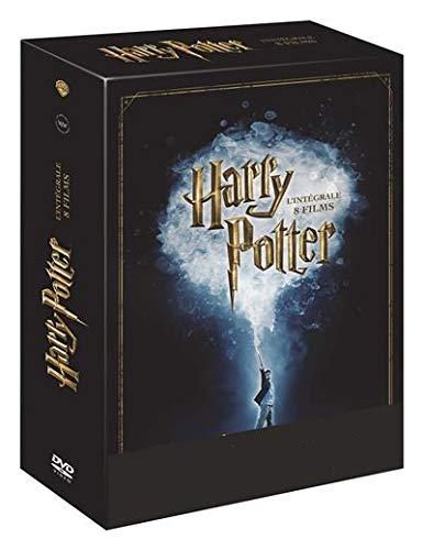 Coffret 8 DVD - Harry Potter - l'Intégrale Collector des 8 Films Edition Spéciale (Inclus les affiches des 8 Films)