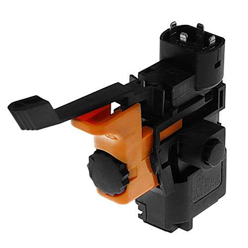 Schalter mit Drehzahlregler für Bosch Bohrmaschine Schlagbohrmaschine Bohrhammer GBH 2-24 DSR,GBH 2 SR,GAH 500 DSR, GAH500DSR