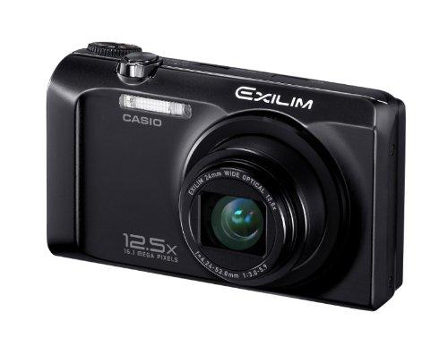 CASIO デジタルカメラ EXILIM ブラック EX-H30BK