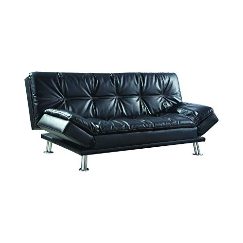Dilleston Sleeper Sofa Bed Black
