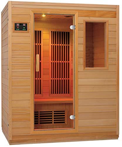 Zen 3 Person Infrared Sauna