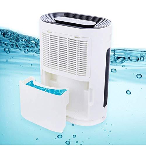 Dsnmm Große Luftentfeuchter, Luftreiniger, 30L pro Tag |5L Tankinhalt |Verhindern und beseitigen Schimmel, Feuchtigkeit und Kondenswasser |Waschmaschine und Trockner