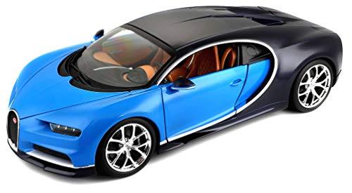 Bburago - Bugatti Chiron (18-11040) , Modelos/colores Surtidos, 1 Unid
