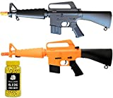 A&N Limited Edition M16 Mini Airsoft Spring Rifle...