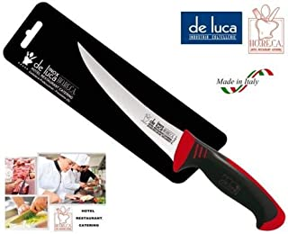 Coltello da Macellaio De Luca Professional Inox varie misure