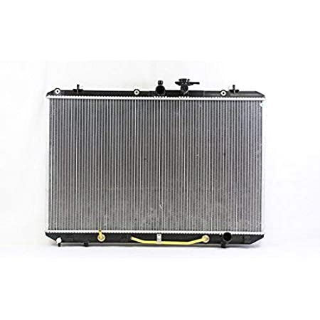 2292 Factory Style Aluminum Cooling Radiator Replacement for 98-00 Toyota Rav4 AT
