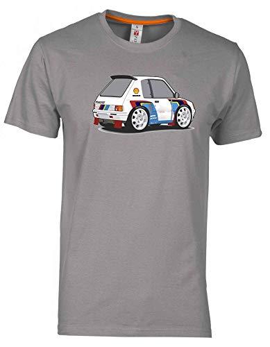 Desconocido Camiseta Peugeot 205 Rallye