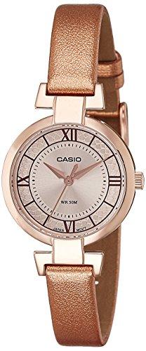 Casio Reloj de Mujer LTP-E403PL-9A1