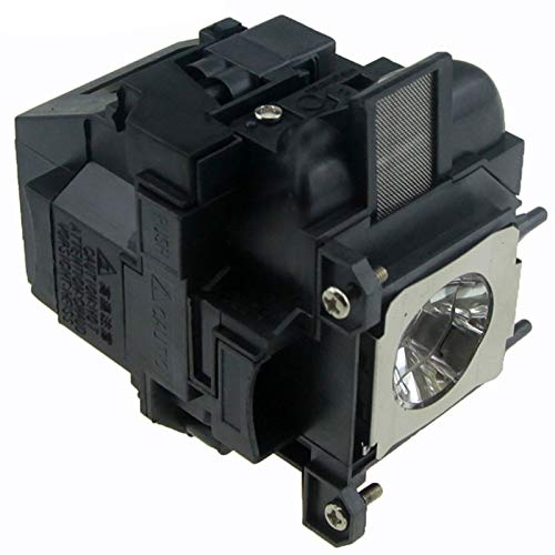 CUHAWUDBA Lampada Compatibile ELPLP78 per Proiettori EB-945 / 955W / 965 / EB-X24 EB-X25 EH-TW490 EH-TW5200 EH-TW570 EX3220 EX5220 EX5230 Grand