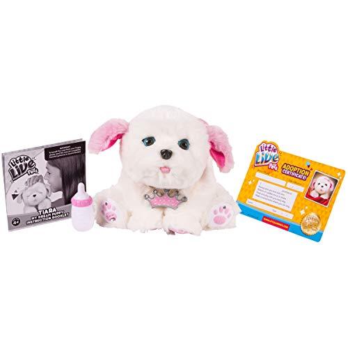 Little Live Pets - Tiara My Dream Puppy, versin espaola (Famosa 700013974)