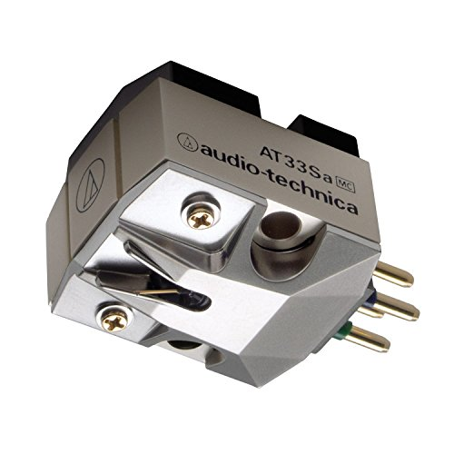 Audio Technica AT-33 Sa Cartridge dual Moving Coil