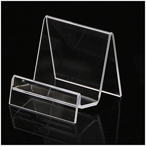 GFPR High-Grade Brieftasche Display Rack Schichten Acryl geldbörse Halter lagerung Rack gläser Halter Stehen A