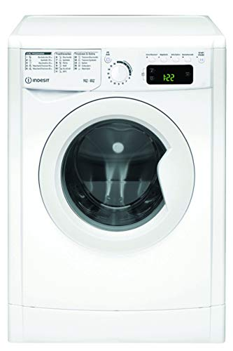 ndesit EWDE 761483 W DE N My Time - Waschtrockner / 7 kg Waschen / 6 kg Trocknen/Rapid Wash/Auto Clean/Inverter-Motor