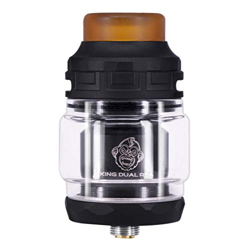 Coil Father King Dual 24mm RTA Verdampfer