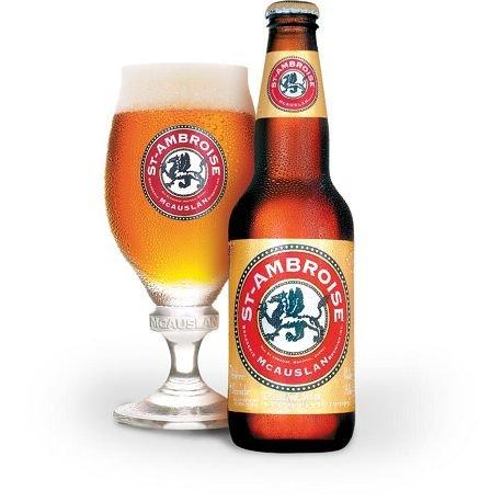 Cerveza Saint Ambroise Blonde 34cl 5
