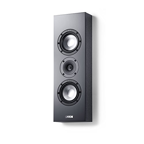Check Out This GLE 417.2 5 2-Way On-Wall LCR Speaker Each (Black)