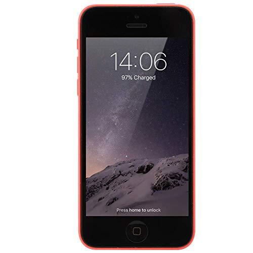 DyAn Überholt Für iPhone 5C 1510mAh Akku Einzelkarte Smartphone 1 + 16G Rot...