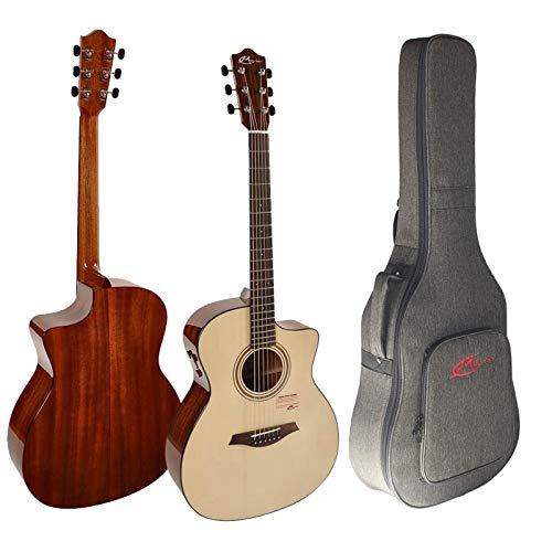 Mayson M1/S akoestische gitaar met tas