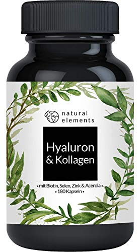 natural elements -  Hyaluronsäure