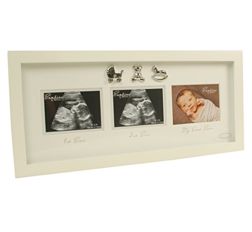 Triple Scan Photo Frame by ukgiftstoreonline