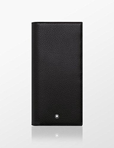 Montblanc Meisterstuck Leather 14cc Wallet - Black