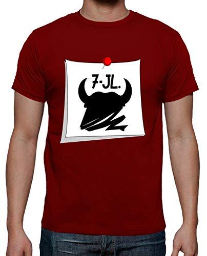 latostadora - Camiseta San Fermin para Hombre
