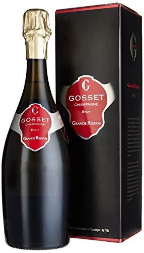 Gosset Brut Grande Réserve mit Geschenkverpackung (1 x 0.75 l)