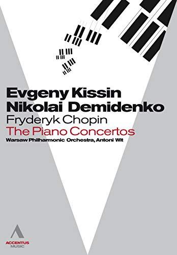 Fryderyk Chopin - The Piano Concertos (Evgeny Kissin)
