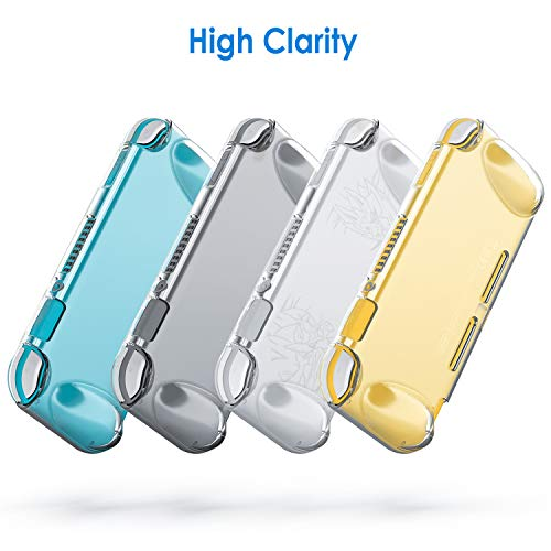 JETech Funda Compatible Nintendo Switch Lite 2019, Carcasa de Protección, Anti-Choques/Arañazo,...