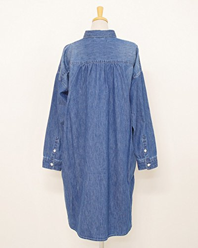 AW690レディースデニムシャツ