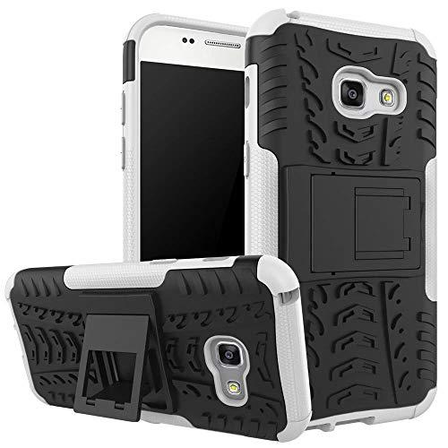 Chengxin Fundas Cover Dazzle Armadura híbrida Resistente teléfono del Caso for Samsung Galaxy A3 A5 A7 A8 J1 Ace / J2 J3 Pro / J5 J7 2016/2017 Cubierta del Soporte a Prueba de Golpes