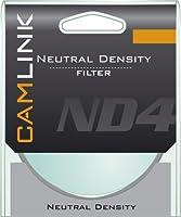Camlink Neutral Density ND4 Filter 72mm [CL-72ND4]