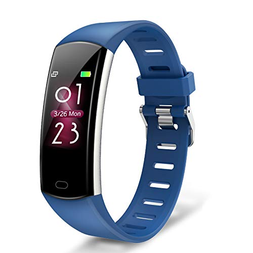 BingoFit Fitness Tracker Watch for Kids Girls Boys, Waterproof Activity Tracker with Heart Rate Sleep Monitor, Pedometer, Stopwatch, Calorie Step Counter Health Exercise Watch, 2021 Best Kids Gift