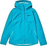 Marmot EVODry Bross Jacket Chaqueta de Lluvia para Mujer, Azul esmaltado, Small