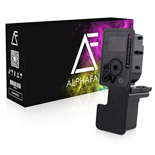 Alphafax Toner kompatibel mit Kyocera TK-5230 für Kyocera Ecosys P5021cdn P5021cdw M5521cdn M5521cdw - Magenta 2.200 Seiten