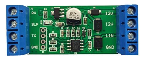 Lkk-kk. UART a LIN BUS modulo (Color : 3.3V)