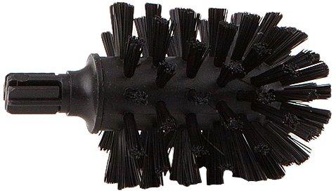 Hansgrohe 40068000 - Spazzola da Bagno Pennello, Colore: Nero