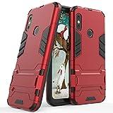 Case for Xiaomi Mi A2 Lite/Redmi 6 Pro (5.84 inch) 2 in 1