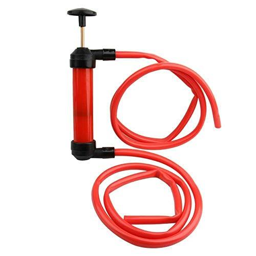 DDZKA Tragbare Ölpumpe Zweck Siphon Pumpe, neueste High Flow Siphon Handpumpe für Öl Flüssig, Chemie, Übertragung Wassertransferpumpe, übertragen leicht Jede Flüssigkeit