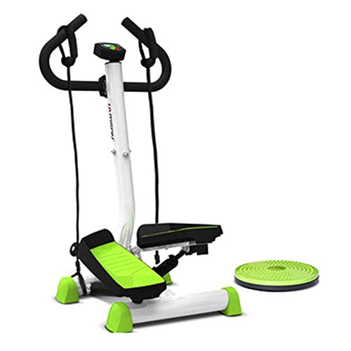Find Discount ZNN Multi-Function Stepper - Adjustable Mute Elliptical Exercise Machine Home Weight L...