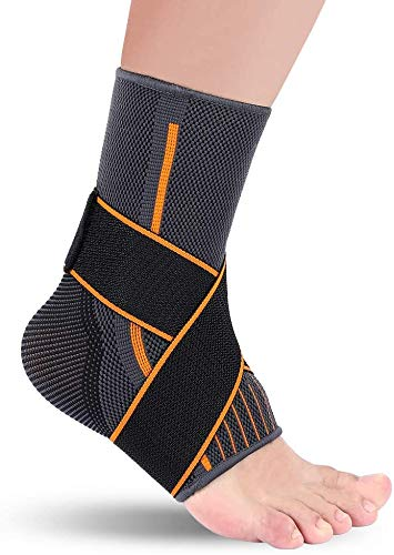 Ankle Soldering Brace Compression Support Cheap Sleeve Injury Recovery for