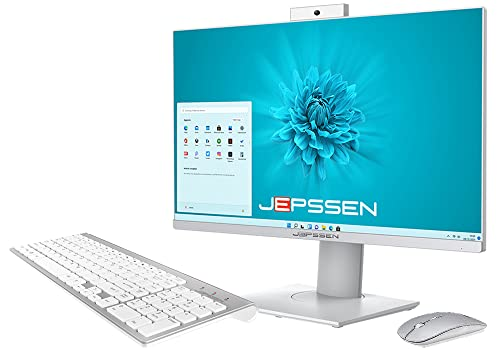 Jepssen Onlyone PC Meet i10600 16 GB SSD1TB NVMe Blanco Windows 10 Pro