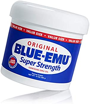 Blue-Emu Muscle and Joint Deep Soothing Original Analgesic Cream 12 Oz