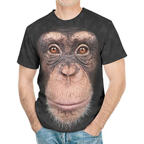 Orangutan Print - Camiseta para hombre