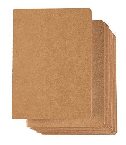 libretas papel kraft fabricante Paper Junkie