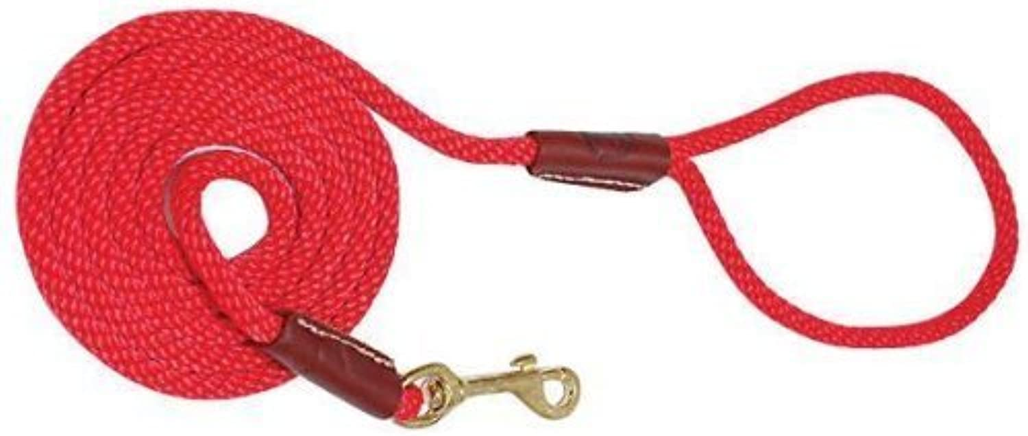Mendota Dog Products 3 8Inch by 6Feet Snap Leash, Small, Twist Sea foam by Top Dog Treats and Chews